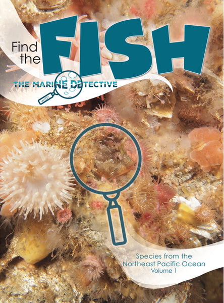 Book - Find the Fish (first edition)