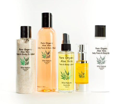 Wild Nature Revitalising Kit - Normal/dry