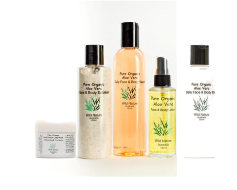 Wild Nature Revitalising Kit – Oily/Combination