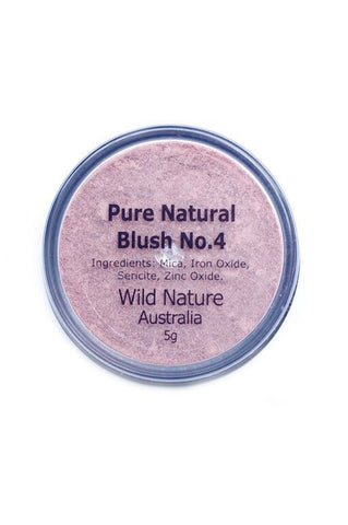 Wild Nature Blush No 4 A whisper of Pink  (5g)