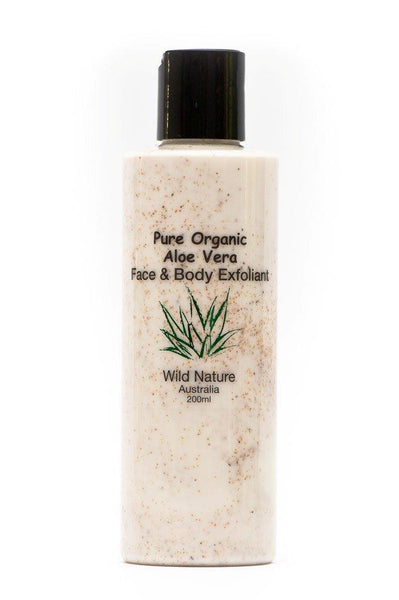 Wild Nature Face & Body Exfoliant