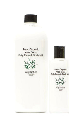 Wild Nature Face & Body Milk