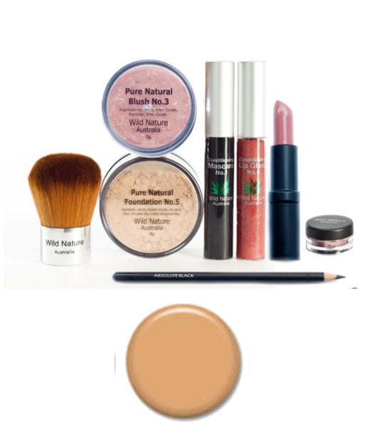 Wild Nature Medium – Dark Essentials Kit