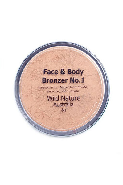 Wild Nature Bronzer No.1 (8g)