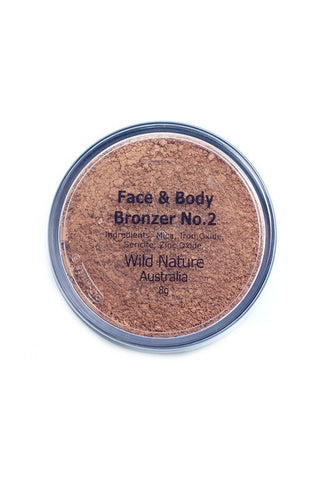 Wild Nature Bronzer No.2 (8g)
