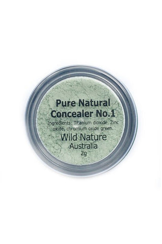 Wild Nature Concealer No 1 Green (2g)