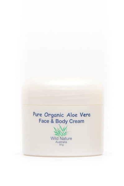 Wild Nature Face & Body Cream
