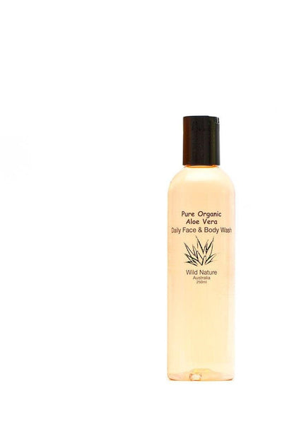 Wild Nature Face & Body Wash