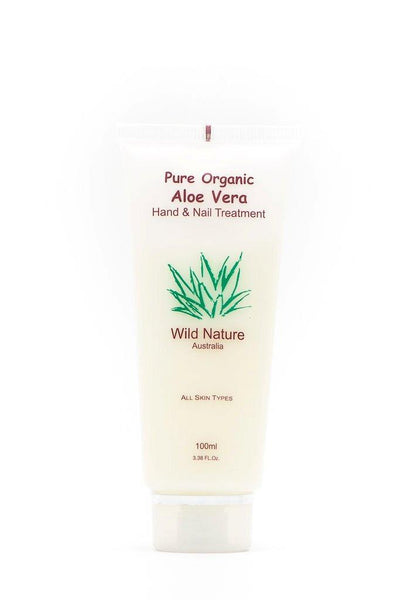 Wild Nature Hand and Nail Treatment