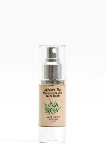 Wild Nature Mineral Liquid Foundation