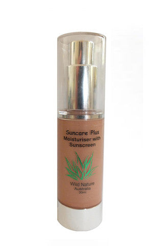 Wild Nature Mineral Liquid Foundation - Medium