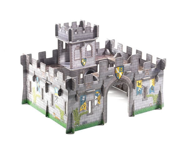 Djeco Medieval Castle pop up play
