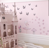 Crysta the Fairy Fabric Wall Decals