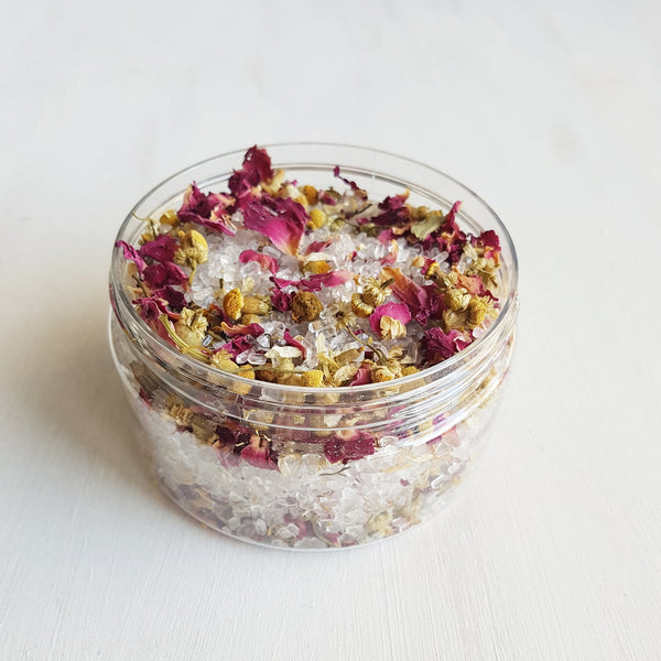 Relaxing Bath Salts Jar