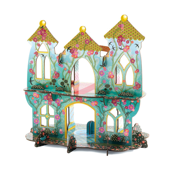 Djeco pop up Castle Of Wonders