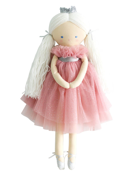 Penelope Princess Sparkle - Blush Tulle