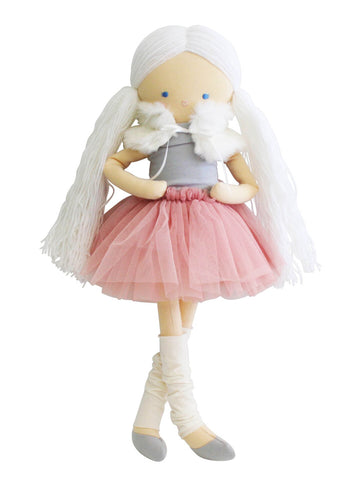Tillie 'Dress Me' Ballerina Girl - Blush