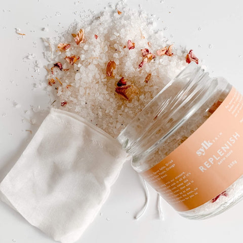 Replenish Bath Soak 350g