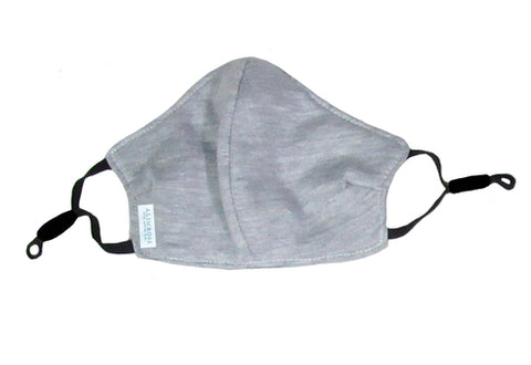 Alimrose Youth Face Mask - Grey