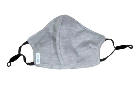 Alimrose Adult Face Mask - Grey