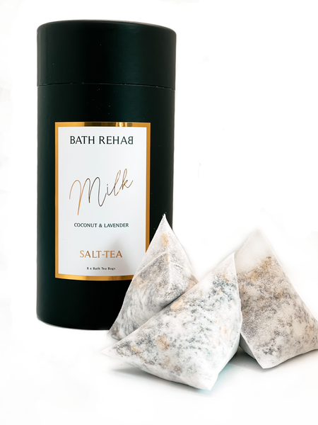 Milk Bath Tea Bags