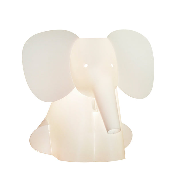 Zzzoolight Elefante - Elephant Lamp - Bubblegum Couture - 1