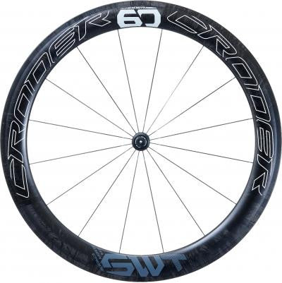 Croder Road Cycling Wheels SWC 60