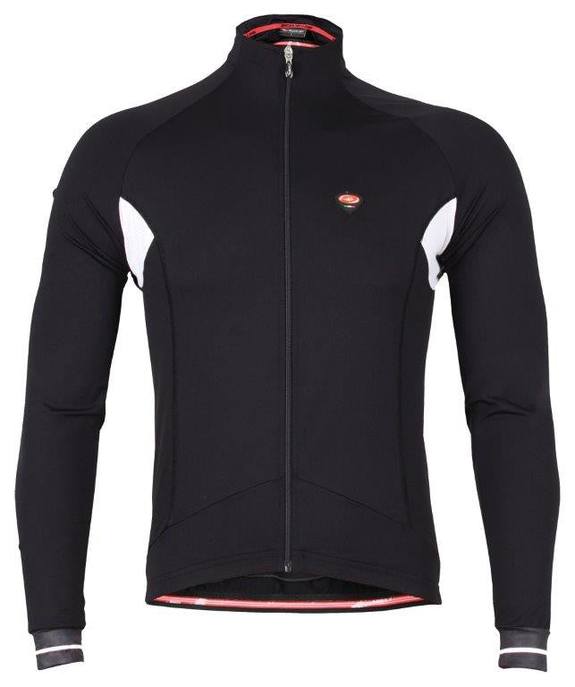 Cycling Winter Jacket Oxigeno Black