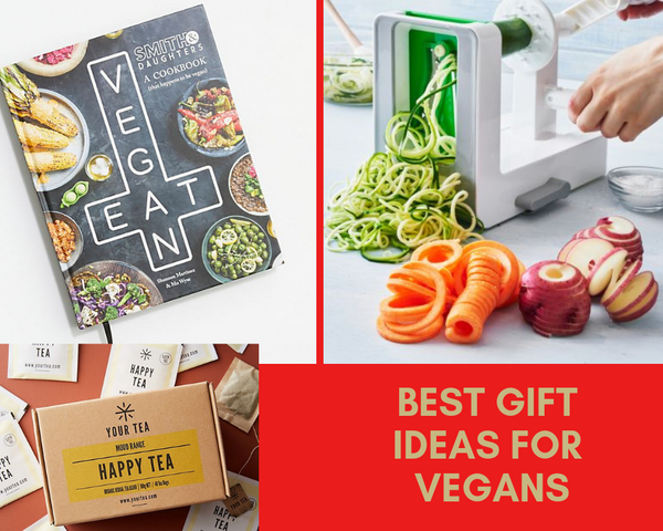 BEST GIFT IDEAS FOR VEGANS