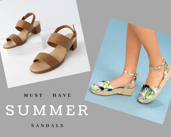 5 Vegan Must-Have Women's Sandals for Summer