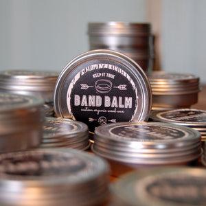 *NEW* Custom Organic Band Balm - FREE SHIPPING