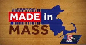 "Minter & Richter Designs Featured on WCVB Channel 5 ""Made in Mass"""