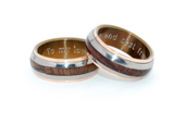 anodized ring engraving