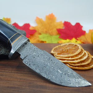 "5"" DAMASCUS KNIFE 