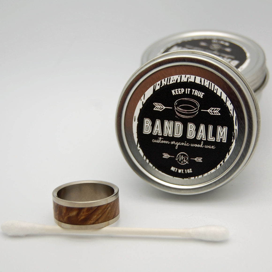 Band Balm - Custom Organic Ring Conditioner