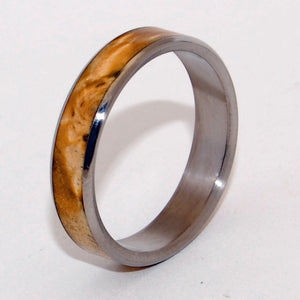 Bloom | Wooden Wedding Ring - Minter and Richter Designs
