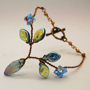 Crown Drop Bracelet - Minter and Richter Designs