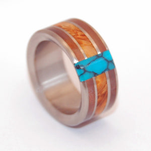 Good Man | Wooden Wedding Rings