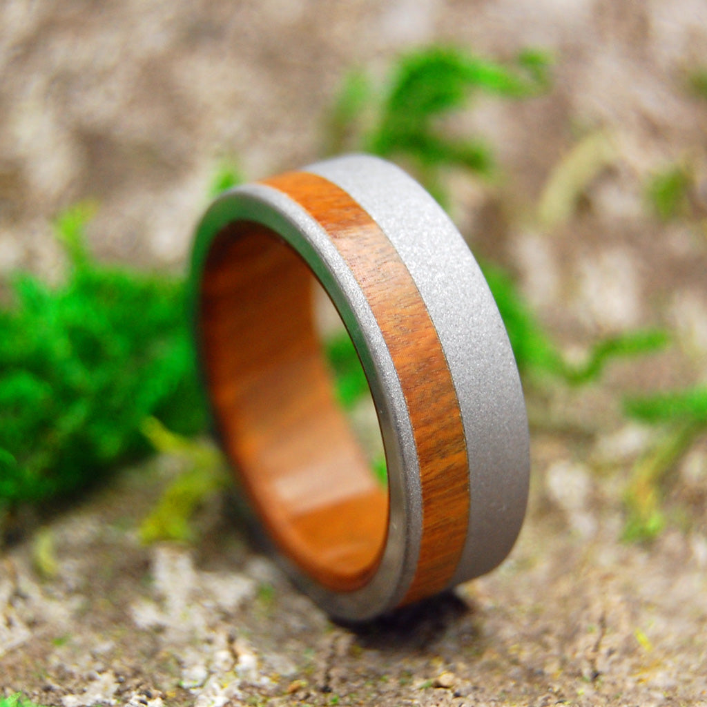 Mens Wedding Rings - Custom Mens Rings - Wood Rings | OLIVE GROVE