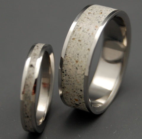 Titanium Wedding Ring Pairs 2 rings Page 9 Minter and Richter