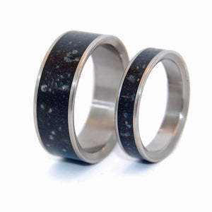BETHLEHEM | Stones of Israel - Rings of the Promised Land - Unique Wedding Rings - Minter and Richter Designs