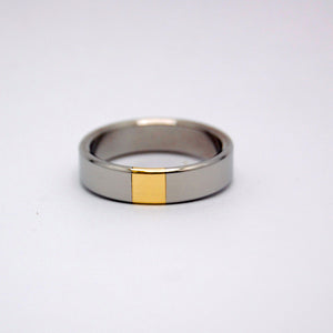 Copper Promise - Engagement Ring | Titanium Rings
