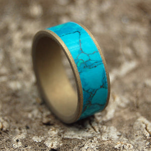 Mens's Wedding Ring - Unique Wedding Rings | FALLS OASIS