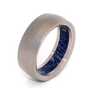 Unite | M3 and Titanium Wedding Ring - Minter and Richter Designs