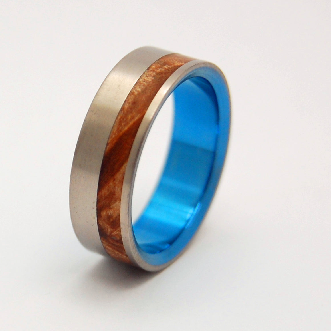 Blue Faun | Handcrafted Women's Wedding Rings - Minter and Richter Designs