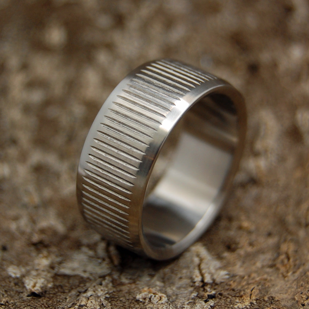 Cadre | Unique Men's Military Grade Wedding Rings