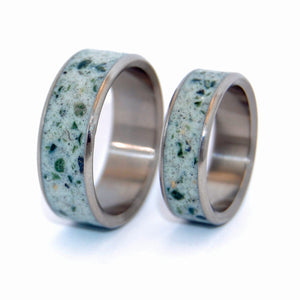 HOLY SEPULCHRE | Stones of Israel - Rings of the Promised Land - Unique Wedding Rings - Minter and Richter Designs