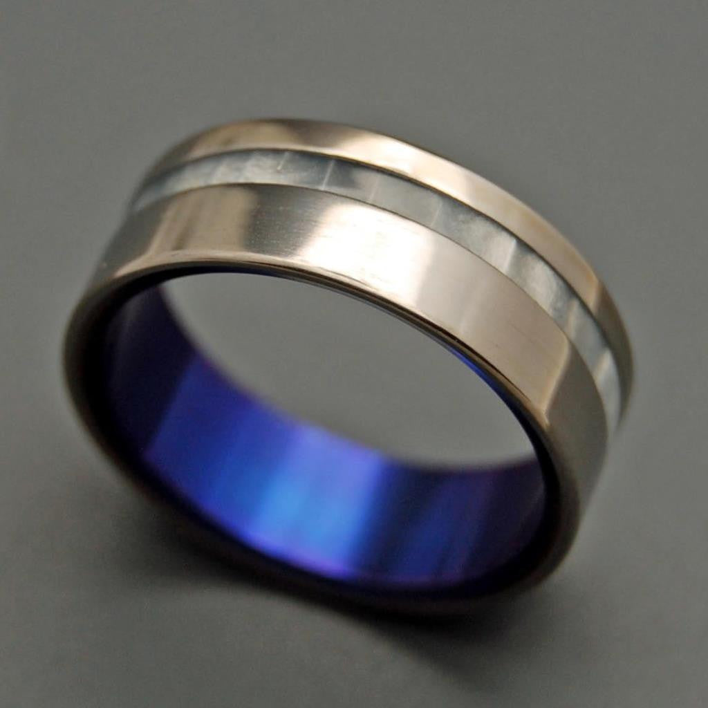 wedding rings - minter and richter designs