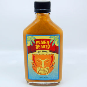 INNER BEAUTY HOT SAUCE | Groomsmen Gift - Fathers Day - True Boston - Minter and Richter Designs