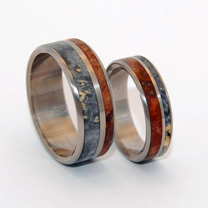 To Have and To Hold | Titanium Wedding Rings